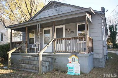 Multi Family Home For Sale: 530/532 Water Street