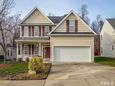 Raleigh Single Family Home Pending: 7823 Braefield Drive