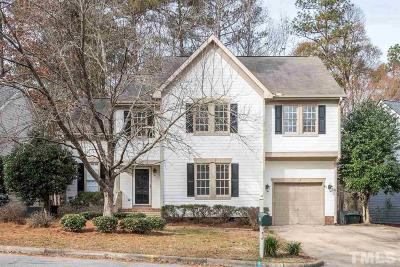 Wake County Single Family Home For Sale: 109 Martins Point Place