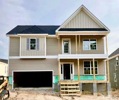 Wake Forest Single Family Home For Sale: 3028 Thurman Dairy Loop #Lot 57