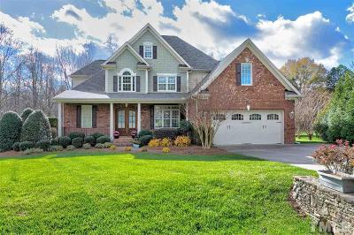 Wake County Single Family Home For Sale: 2617 Whistleberry Court