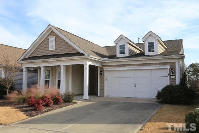 Cary NC Single Family Home For Sale: $388,000