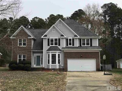 Durham Single Family Home For Sale: 9 Otters Run