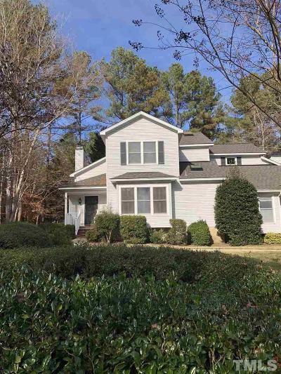 Pittsboro Rental For Rent: 548 Weathersfield