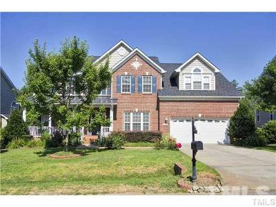 Wake County Single Family Home For Sale: 8663 Forester Lane