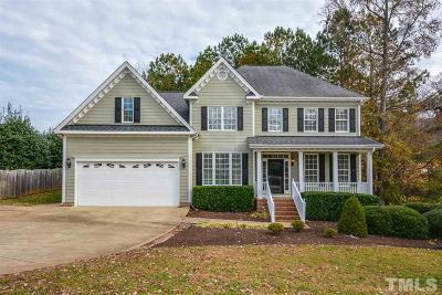 Wake County Single Family Home For Sale: 799 Hadrian Drive
