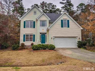 Durham Single Family Home For Sale: 211 Wenonah Way