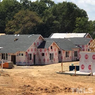 Raleigh, Cary, Holly Springs, Fuquay Varina, Apex, Durham, Wake Forest Condo For Sale: 1000 Infinity Road #27