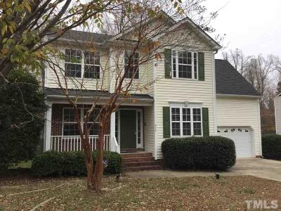 Wake County Single Family Home For Sale: 938 Widewaters Parkway