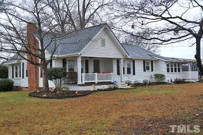 Sampson County Single Family Home For Sale: 7920 Fayetteville Highway