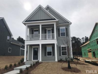 Wake Forest Single Family Home For Sale: 3112 Thurman Dairy Loop #Lot 303