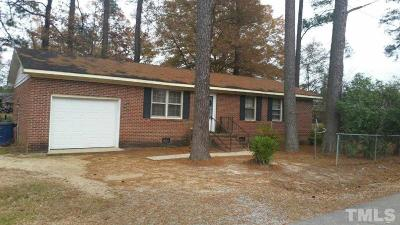 Johnston County Single Family Home For Sale: 833 Ward Street