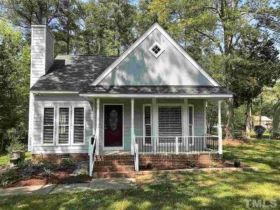 Wake Forest Rental For Rent: 1616 Forest Road
