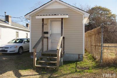 Single Family Home For Sale: 313 Mulberry Street