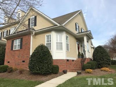 Wake Forest Single Family Home For Sale: 1307 Fairview Club Drive