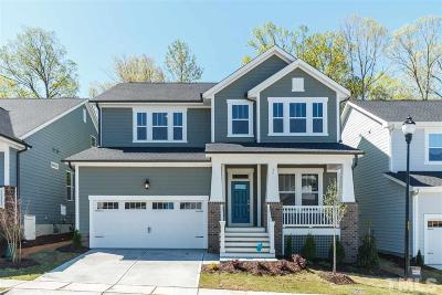 Chapel Hill Single Family Home For Sale: 37 Bluffwood Avenue