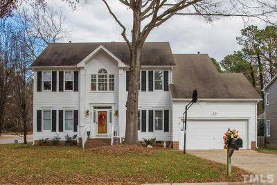 Raleigh Single Family Home For Sale: 9020 Walking Stick Trail