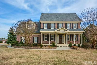 Clayton NC Single Family Home For Sale: $319,000
