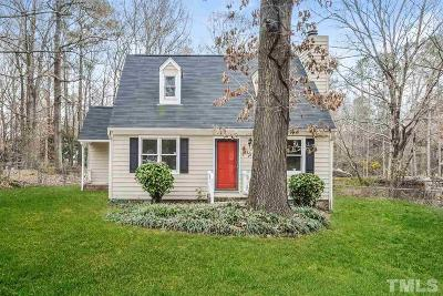 Knightdale Single Family Home For Sale: 313 Sandy Run