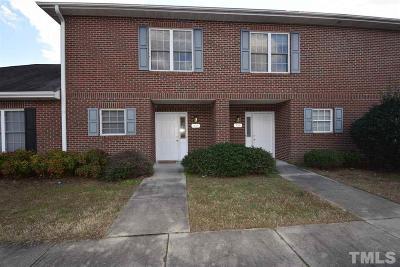 Johnston County Rental For Rent: 108 Boykin Avenue
