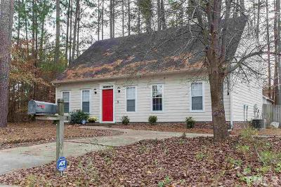Durham Single Family Home For Sale: 3120 Cedarwood Drive