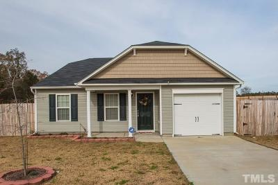 Johnston County Single Family Home For Sale: 108 Sampson Court