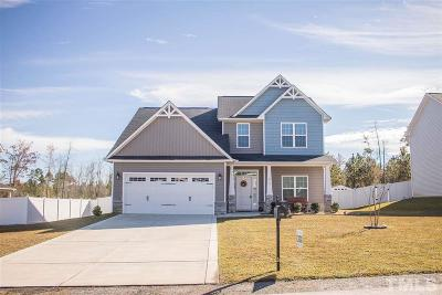 Harnett County Single Family Home For Sale: 312 Bandana Way