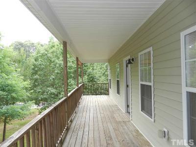 Johnston County Rental For Rent: 202 Vinson Ridge Lane