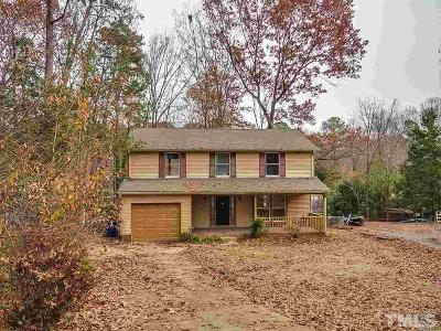 Wake County Single Family Home For Sale: 1200 Nikole Court
