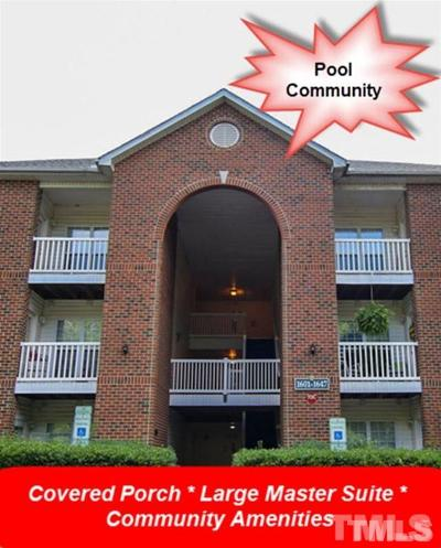 Johnston County Rental For Rent: 1639 Kenmore Drive #1639
