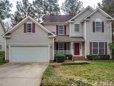 Wake County Single Family Home For Sale: 5608 Big Sandy Drive