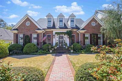Wake County Single Family Home For Sale: 1809 Great Oaks Drive