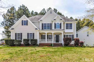 Wake Forest Rental For Rent: 6413 Ridgemount Street