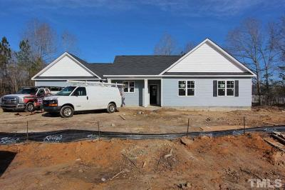 Johnston County Single Family Home For Sale: 303 Soaring Eagle Trail