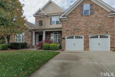 Durham Single Family Home For Sale: 9 Thompsonville Court