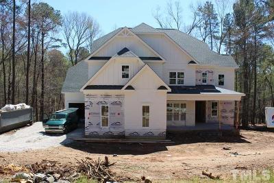 Wake County Single Family Home For Sale: 2317 Sanctuary Drive