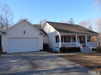 Johnston County Single Family Home For Sale: 215 Patterdale Place