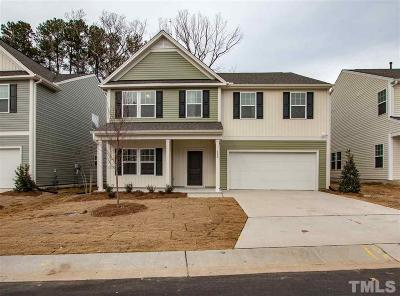 Morrisville Single Family Home For Sale: 302 Crusaders Drive #291