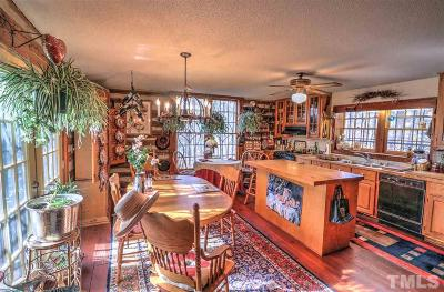Chapel Hill Single Family Home For Sale: 2814 Carl Durham Road