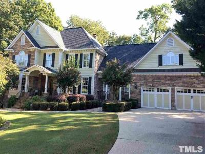 Cary Single Family Home For Sale: 106 Grey Bridge Row