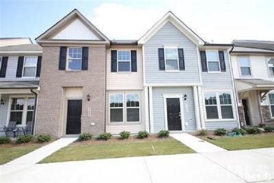 Wake Forest Rental For Rent: 9833 Sweet Basil Drive