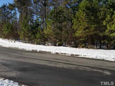 Chatham County Residential Lots & Land For Sale: 1118 Golfers View