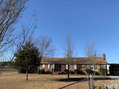 Willow Spring(s) Single Family Home For Sale: 1749 Bud Lipscomb Road