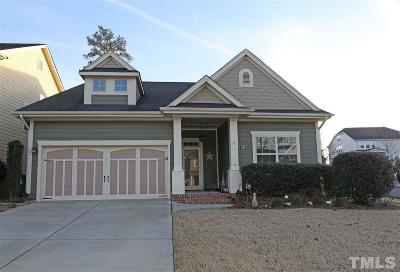 Wake County Single Family Home For Sale: 640 Ancient Oaks Drive