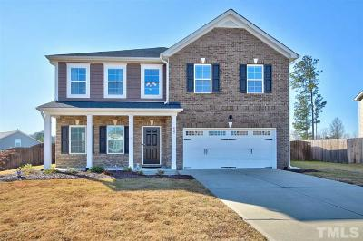 Fuquay Varina Single Family Home For Sale: 809 Harvest Point Drive
