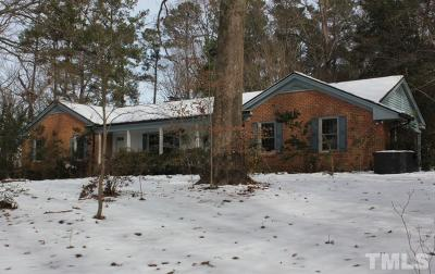 Raleigh Single Family Home For Sale: 4212 Arbutus Drive