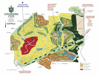 Chatham County Residential Lots & Land For Sale: 39416 Glenn Glade
