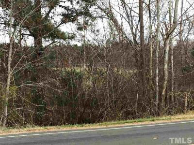 Durham County Residential Lots & Land For Sale: 9200 Johnson Mill Road