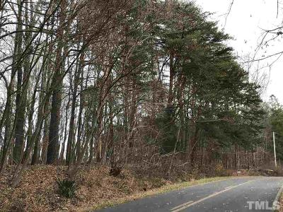 Durham County Residential Lots & Land For Sale: 9014 Johnson Mill Road