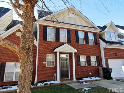 Garner Townhouse For Sale: 226 Bayleigh Court